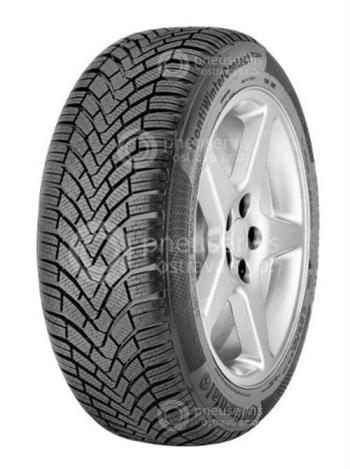 215/65R16 98H, Continental, WINTER CONTACT TS 850 P, FR SUV TL
