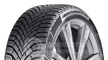 205/55R16 91H, Continental, WINTER CONTACT TS 860