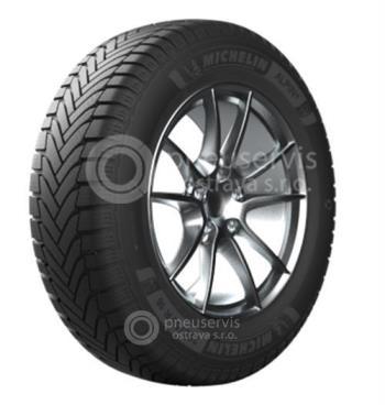 205/55R16 91H, Michelin, ALPIN 6